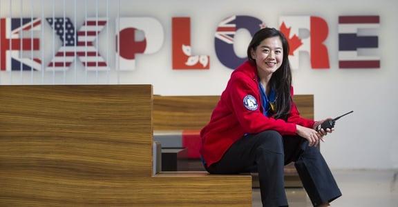 台灣首位女性極地探險員陳芊華:「在永晝的世界,練習享受孤獨」