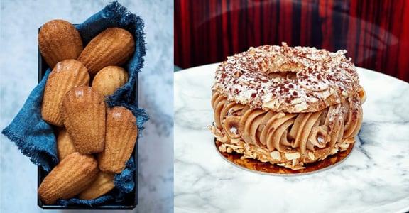 瑪德蓮、檸檬塔,千層派!你想知道的法式甜點小知識