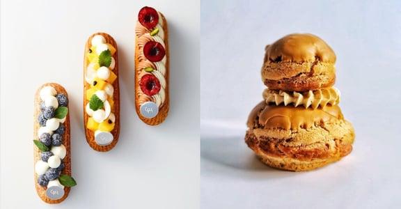 法式甜點小知識:閃電泡芙,意思是好吃到一下子就能解決