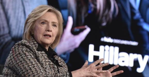 至今仍有許多人認為,一個女性妄想成為總統,是件「不淑女」的事