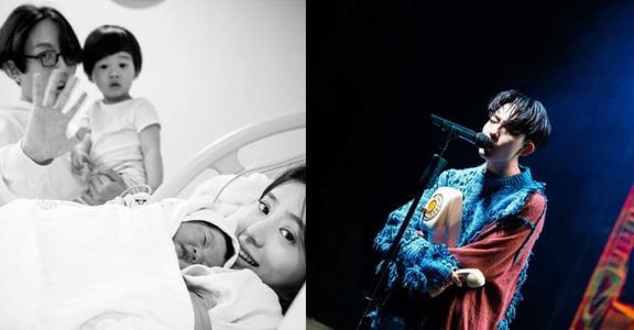 林宥嘉《寶貝不要哭泣》:此生來做你的父親,想讓你知道我會永遠愛你