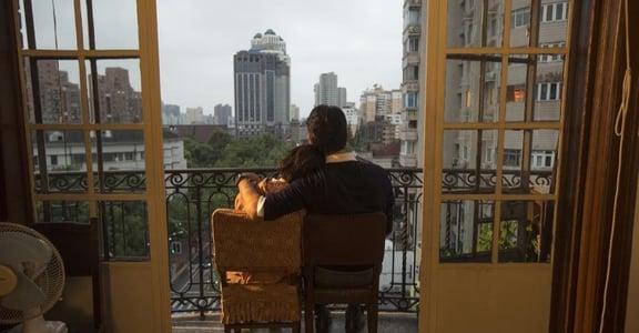 上海觀察日記 諾曼第公寓:城市中總會有一條,你最喜歡閒晃的街道