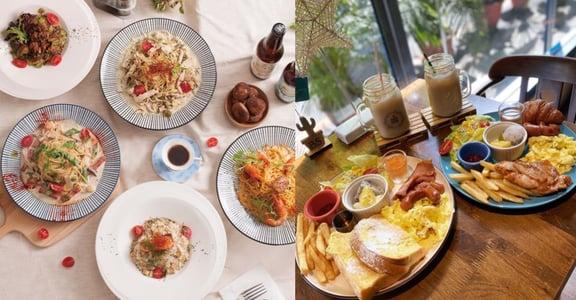 為了它,早起也可以!板橋 10 家經典早午餐店盤點