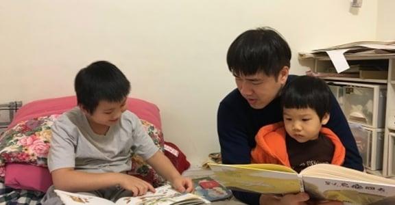 「很多爸爸都不會跟孩子玩」專訪劉旭恭:從練習獨自照顧孩子開始