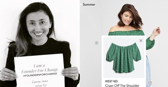 Stitch Fix 創辦人 Katrina Lake:一開始被貼上女性執行長標籤時,我其實很抗拒