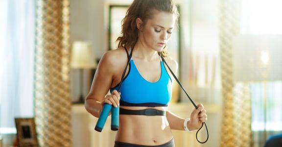 調整自律神經、鍛鍊肌肉!HIIT 後燃運動的五大效果