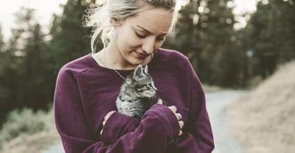【那些毛孩教我的事】和寵物溝通的場景,無所不在