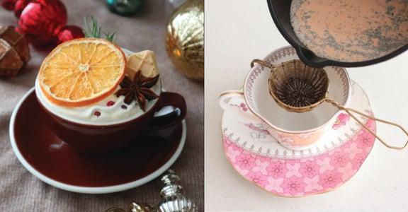 自煮奶茶時光:適合與朋友談天啜飲的冬季奶茶