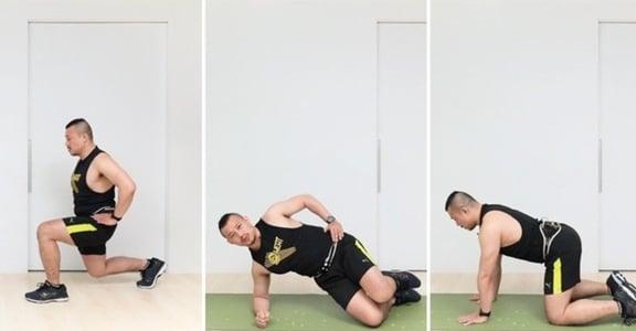 【W 運動教室】爬山登百岳,你可以在家先練的三個動作
