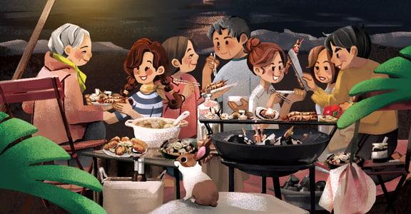 【秋天餐桌故事】有一種關愛,是總把最好的留給家人,最後的留給自己