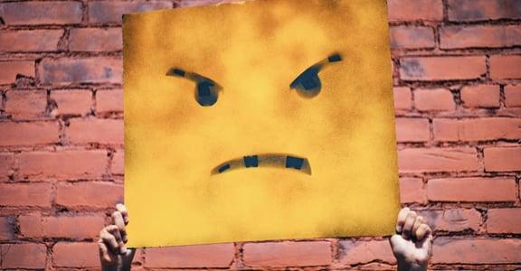哈理斯專欄|表達憤怒,是一種自我療癒的方式