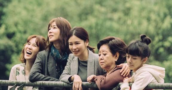 Amazing 看《孤味》:家人不需要十指緊扣,輕輕握住就很好