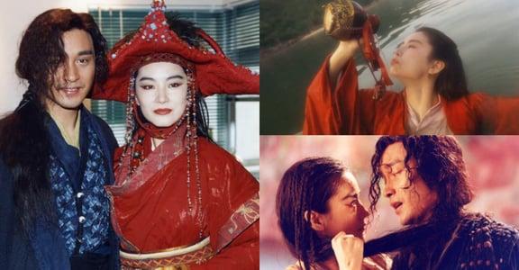 傳奇女神林青霞 66 歲金句:愛情不追求轟轟烈烈,一生有一次已經很足夠
