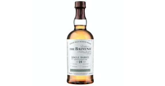 21 年悉心靜待,首席調酒師大衛史都華親選「單一麥芽威士忌」全新上市