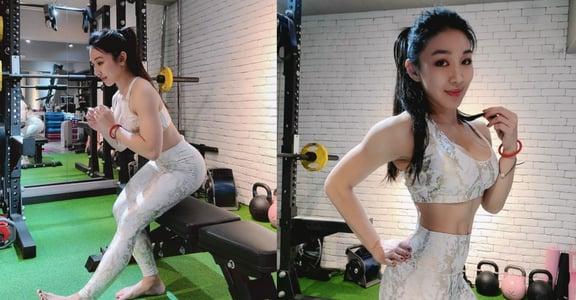 「曾經,我恨透了那套洋裝跟我自己」筋肉媽媽:用 20 年來療癒傷口,我終於走出來