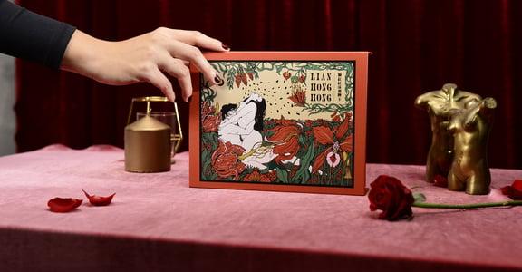 臉紅紅床遊卡牌開箱|我真正想要的性!用卡牌來做自我情慾探索