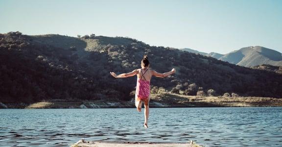 「少一點擔心,多一些行動」踏出舒適圈:感到恐懼,正是成長的開始