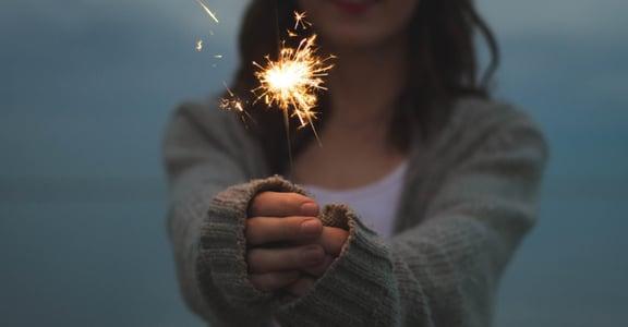 找到你生命中的「火花」:幸福不在永無止盡的追尋,而是享受當下的能力