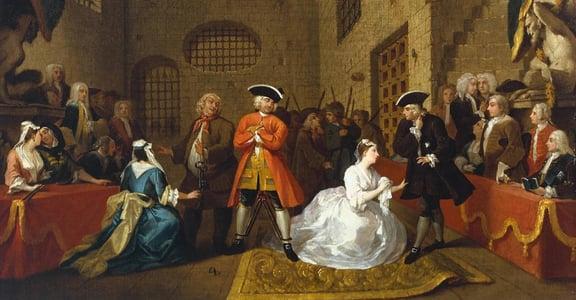 愛情終將死於婚姻?解析 18 世紀最荒唐婚姻:出軌是悲劇的開始