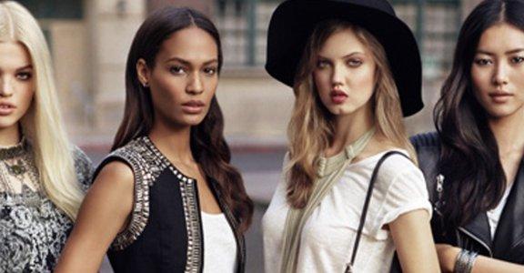 超級名模的 H&M 時尚衣櫃