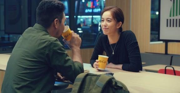 McCafé 劇場|咖啡無心,有心的是懂得為關係調味的人:有咖啡的地方,就有故事