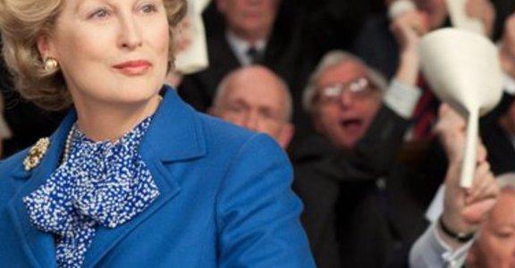 柴契爾夫人的榮枯一生〈鐵娘子 Iron Lady〉