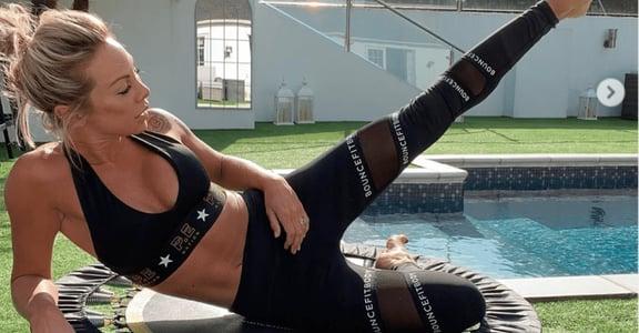 「決心不再為別人工作!」她因懷孕被「跳過」升遷,毅然辭職創立跳床健身教室