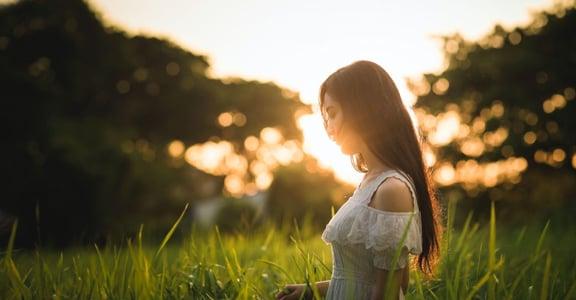總是沒由來的心情不好?愛自己練習:試著關懷自己一天過得好不好