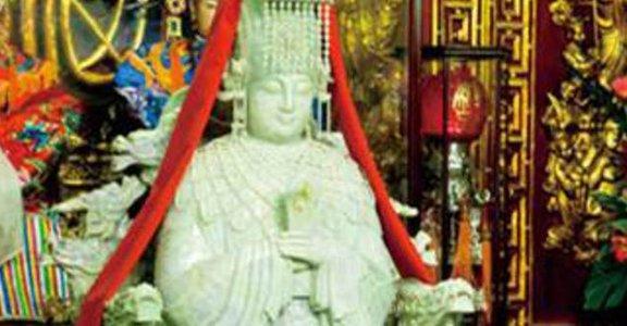 心旅行‧隨意走:記憶裡的廟宇氣味 大甲鎮瀾宮