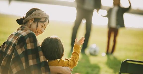 為了孩子不離婚真的好嗎?至婚姻觸礁的你:一定要先保護好自己,才能保護孩子