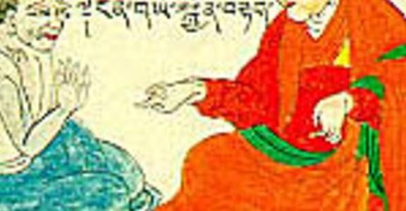 西藏夢與死