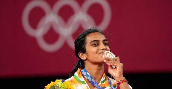 其實你比你想像的,都要強大!印度羽球好手辛度:女孩們,別讓任何事情阻擋你的追求