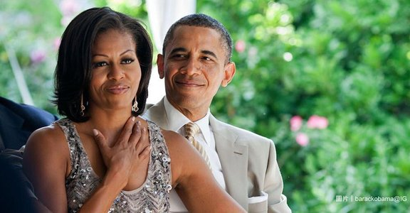 歐巴馬與蜜雪兒的婚姻之道:永遠記得當初相愛的開始