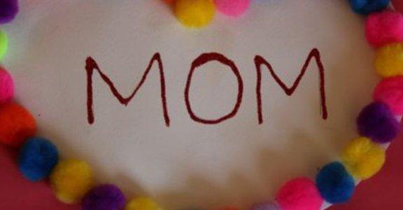 與孩子的手作時光:母親節手工卡片