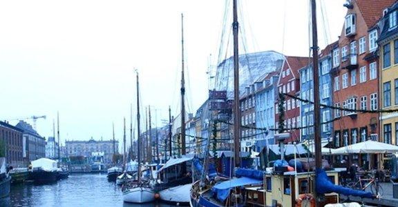 輕踩鐵馬,漫遊哥本哈根