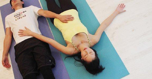 【關係瑜伽】丁寧的療癒雙人瑜伽