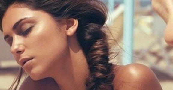 夏日海灘出遊頭髮防護計畫