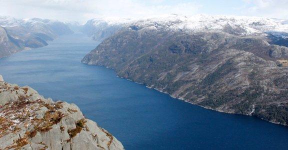挪威,無與倫比的美麗女孩