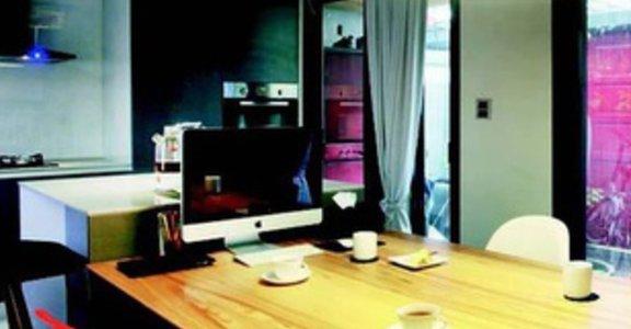是辦公室也是家,玩味屬於你的住辦空間