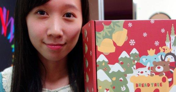 小紅盒設計師:溫暖人心的畫筆力量 麵包樹