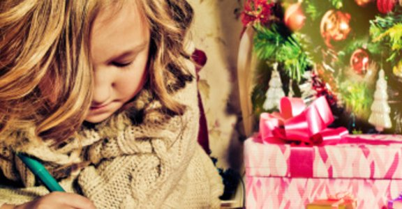 一封小女孩寫的信:讓你相信世界上有聖誕老公公