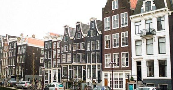 感受阿姆斯特丹的溫度