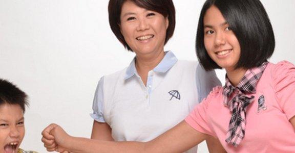 痞客邦媽咪陳安儀:教孩子走最適合而不是最好的路