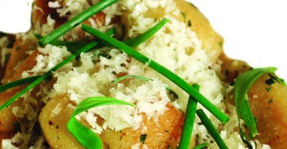 美味料理食譜:泡麵大變身!教你做巴黎風麵疙瘩