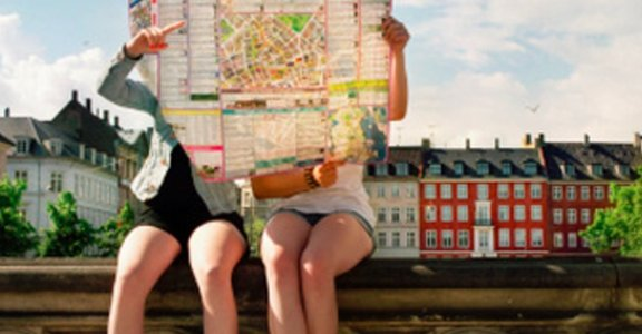 迷路就是旅行的開始,用漫遊體會城市的浪漫