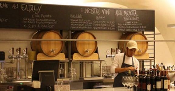 超市也是米其林:美食國度義大利
