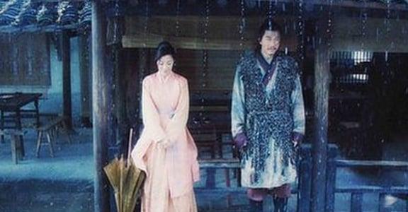 沒有永遠的仇人,但有不朽的愛情《劍雨》