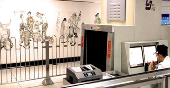 旅遊新選擇,上海地鐵初體驗