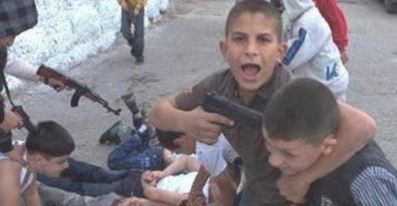戰火之下,加薩孩子們的哭泣,你聽到了嗎?