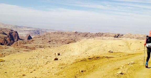 名模林又立走過沙漠學到的事:「你不勇敢,沒人替你堅強」
